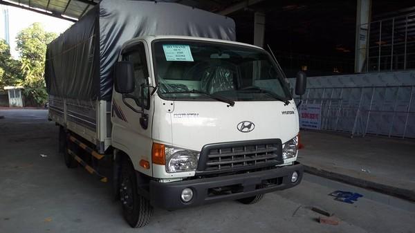Xe tải hyundai nâng tải hd99 6,5 tấn , Ảnh đại diện