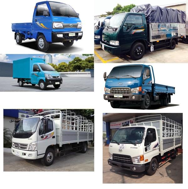 Thaco giới thiệu dòng xe tải Thaco KIA, Thaco Hyundai, Thaco Ollin, Thaco Towner tải trọng từ 615 Kg đến 9.5 tấn , Ảnh đại diện