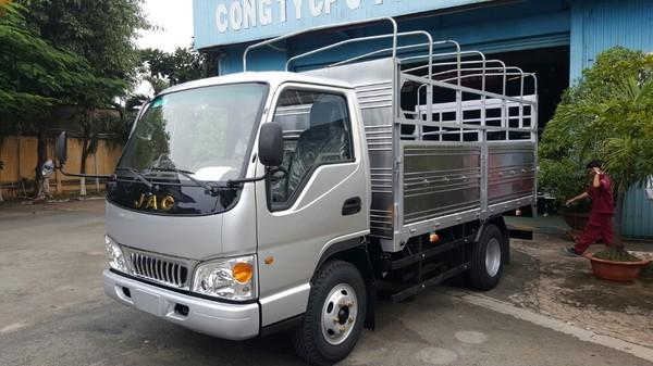 Bán xe tải Jac 2 tấn 5 hạ tải vào được thành phố giá rẻ tại TPHCM , Ảnh đại diện