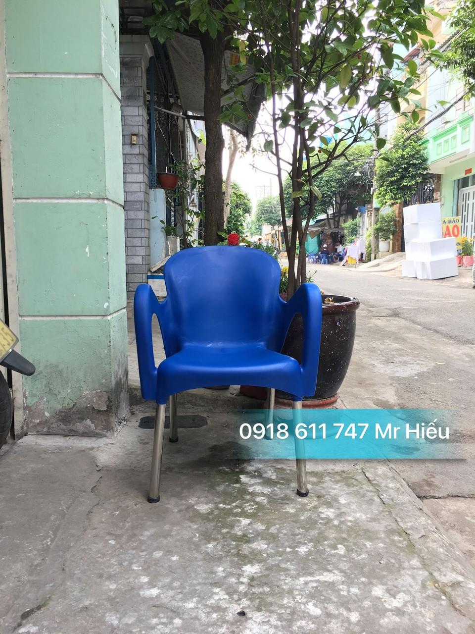 Ghế nhựa đúc thanh lý giá rẻ 105.000đ