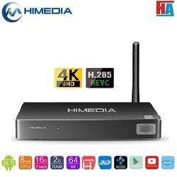 Himedia h8 octa core tv box chạy android 5.1 lollipop, hỗ trợ phát 4k, 3d bluray iso