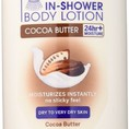 Dầu gội NIVEA In Shower Cocoa Butter Body Lotion, 13.5 Ounce