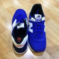 Giày nam, new balance, men s 574, auth, xách us