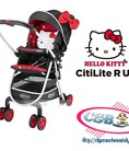Xe đẩy trẻ em Graco CitiLiteR UP Hello Kitty BK A038011.