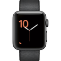 Đồng Hồ thông minh apple watch series 2 42mm space gray aluminum case black sport band space gray aluminum MP062LL/A