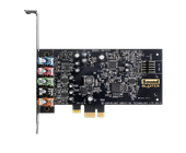 Creative Sound Blaster Audigy FX.