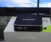 Android Tivi Kiwi box S3 plus ram 2GB.