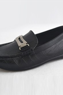 Crown original Moccasin CRUK 412 BK