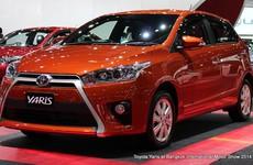 Toyota Yaris 2016 bản G
