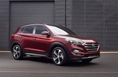 Hyundai TUCSON Hàng nhập khẩu nguyên chiếc