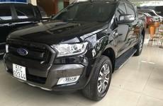 Ưu Đãi Cực Đã khi Mua xe Ford Ranger 2017 trả Góp từ Phú mỹ Ford Sài Gòn