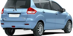 Suzuki Ertiga 7 chỗ Hơn cả một chiếc Sedan, Ảnh số 3
