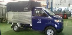 Xe tải 7 tạ giá tốt trong tuần, xe suzuki 7 tạ, suzuki carry pro, xe tải suzuki 740 kg, xe tải nhỏ 7 tạ rưỡi suzuki, Ảnh số 2