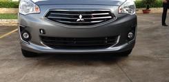 Mitsubishi Attrage CVT 2016 xe Nhập nhập khẩu trực tiếp 100% từ Thái Lan, siêu tiết kiệm nhiên liệu trên thị trường., Ảnh số 2