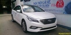 Hyundai Sonata 2015 Đà Nẵng, Giảm ngay : 61 triệu đồng và tặng phụ kiện khi lấy xe trong tháng 7/2015. Hyundai Đà Nẵng., Ảnh số 1