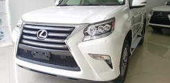 Lexus GX 460 nhập Mỹ 2016 các phiên bản, đủ màu sắc, trắng, đen, vàng cát, giao xe ngay, Ảnh số 3