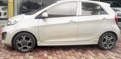 Bán Kia Morning model 2012 full đồ, màu trắng, nhập HQ nguyên chiếc,chính chủ từ đầu,xe nguyên bản, Ảnh số 3
