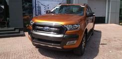 Ford Ranger Wildtrack 3.2l 2017 giao xe trong tháng, có đủ màu, Ảnh số 4