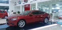 MAZDA 6 CKD giá mới hấp dẫn hơn đã có mặt tại showroom Mazda Vĩnh Phúc, Ảnh số 2