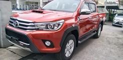 Xe Bán Tải Toyota Hilux 2016 Chinh Phục Mọi Địa Hình, Ảnh số 1