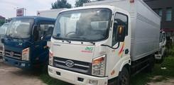 Đại lí chuyên cung cấp dòng xe tải hạng trung faw 8 tạ veam vt260 vt350 vt490 vt750 .có xe giao ngay, Ảnh số 4