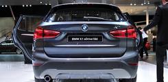 BMW X1 2016 Máy xăng nhập khẩu BMW tại Hà Nội có Xe BMW X1 18i 2015 Màu Trắng,Đỏ,Bạc,Đen Giao xe ngay BMW X1 Giá rẻ nhất, Ảnh số 3