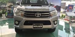 Giá xe Toyota Bán tải Hilux thế hệ mới số sàn, tự động đẳng cấp giao ngay khuyến mãi lớn tại Toyota Lý Thường Kiệt TPHCM, Ảnh số 1