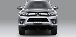 Giá xe Toyota Bán tải Hilux thế hệ mới số sàn, tự động đẳng cấp giao ngay khuyến mãi lớn tại Toyota Lý Thường Kiệt TPHCM, Ảnh số 3