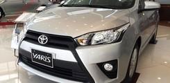 GIá xe toyota Yaris E và G hiện đại khuyến mãi giá tốt tại Toyota Bến Thành giao ngay, Ảnh số 2