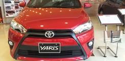 GIá xe toyota Yaris E và G hiện đại khuyến mãi giá tốt tại Toyota Bến Thành giao ngay, Ảnh số 3