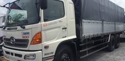 Giá xe Tải Hino Năm 2017 / Xe tải Hino 16 tấn 9.4 tấn 15 tấn 8 tấn 5 tấn 1.9 tấn 4.5 tấn 3.45 tấn 6.4 tấn, Ảnh số 4