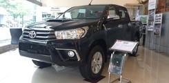 Xe bán tải Toyota Hilux đủ phiên bản 2.5E,3.0G quà tặng cực lớn giao ngay ở Toyota Bến Thành TPHCM, Ảnh số 2