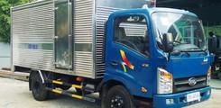 Đại lý bán xe tải veam 2t4/ vt252/ 2 tấn 4 động cơ Hyundai chạy vào thành phố, bán xe tải veam 2t4/ vt252/ 2 tấn 4, Ảnh số 3
