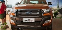 Giao ngay All New Ford Ranger 2016 đủ màu, giá tốt nhất miền bắc, Ảnh số 1