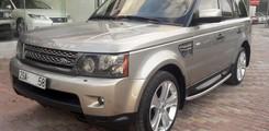 Bán Land Rover Lange Rover Sport Supercharged 5.0 Model 2010 Màu Vàng, Xe Cực Đẹp Nguyên Bản, Ảnh số 2