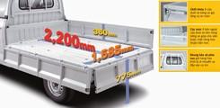 Suzuki 7 tạ giá rẻ, suzuki pro giá tốt trong tuần, xe tải cũ suzuki , hỗ trợ khách hàng mua trả góp, Ảnh số 4