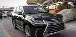 Bán Lexus LX570 2015 2016 full option mới 100%, các màu đen, màu trắng, vàng cát, bạc, giấy tờ hải quan, có xe giao ngay, Ảnh số 2