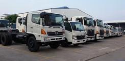 Bán xe tải Hino 15 tấn, Xe tải Hino 3 chân, Xe tải Hino FL, Xe tải Hino FM, Ảnh số 2