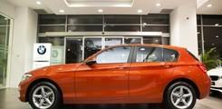 BMW 118i 2016 nhập khẩu BMW 118i Full option BMW 118i Màu Trắng,Đen,Nâu,Xanh,Đỏ Giao xe ngay, Ảnh số 3