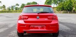 Bmw 118i 2016 bmw 118i 2016 nhập khẩu Giá rẻ nhất Bán chạy nhất Tiết kiệm nhất BMW 118i 2016 Màu Trắng Đỏ Cam Nâu, Ảnh số 4