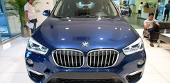 BMW X1 2016 nhập khẩu Giao xe ngay BMW Chính Hãng BMW X1 2.0L Máy Xăng Full option BMW X1 Màu Trắng Đen Đỏ Xanh Gia rẻ, Ảnh số 1