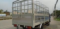Xe tải Hyundai HD98/ HD99 thùng mui bạt, nâng tải 6,5 tấn , giá thương lượng, Ảnh số 2