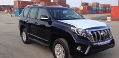 Toyota Prado VX 2016 nhập khẩu nguyên chiếc Trung Đông mới 100% đầy đủ options, xe giao ngay, giá bán buôn, Ảnh số 2