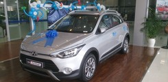 Hyundai i20 Active 2016 Đà Nẵng, Giảm ngay: 30 triệu và tặng phụ kiện. Hyundai Đà Nẵng, Ảnh số 3