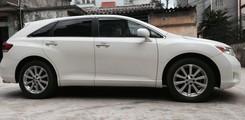 Bán chiếc Toyota Venza 2.7 màu trắng Ngọc Trai,xe cực chất, Ảnh số 1