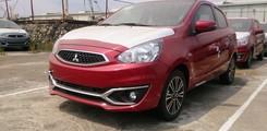 Mitsubishi Mirage cvt 2017 mua xe tặng ngay bảo hiểm 1 năm, Ảnh số 1