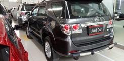 Cần bán Toyota Fortuner 2.7V 4x2 2012 Toyota đã qua sữ dụng, Ảnh số 3