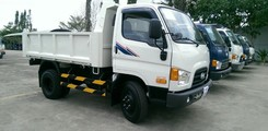 Bán xe Ben Hyundai 2,5 Tấn Nhập Khẩu HD65 / 2.5 Tấn / 2T5. Xe Tải Hyundai HD65 2.5 Tấn. Xe ben Hyundai HD99 5 tấn 5t, Ảnh số 2