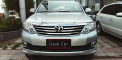 Cần bán gấp Toyota Fortuner 2.7V 2012 xe đã qua sữ dụng, Ảnh số 4