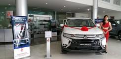 Mitsubishi Outlander quà tặng đến 125 triệu vnđ. Giá chỉ từ, Ảnh số 2